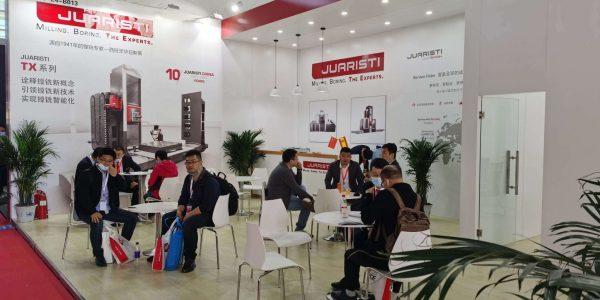 CIMT 2021 - Volvemos con JUARISTI a China