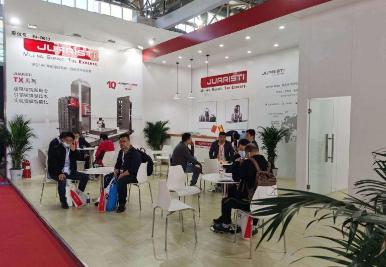 CIMT 2021 – Volvemos con JUARISTI a China